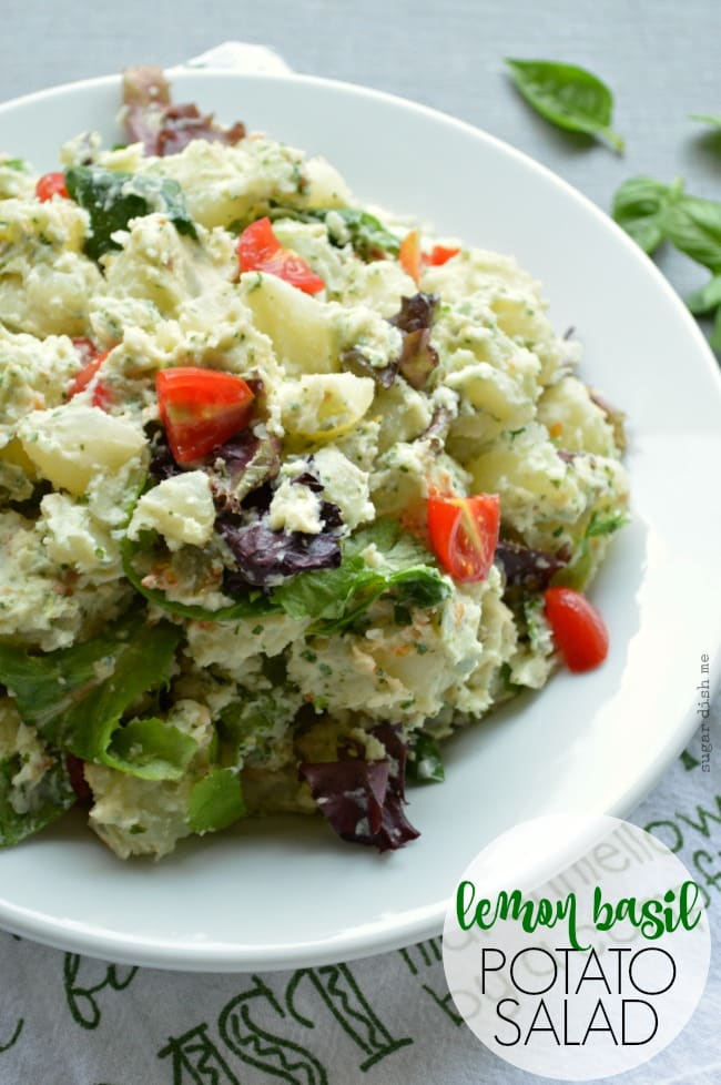 Lemon-Basil-Potato-salad