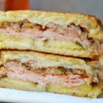 Crock Pot Cuban Pork Sandwiches