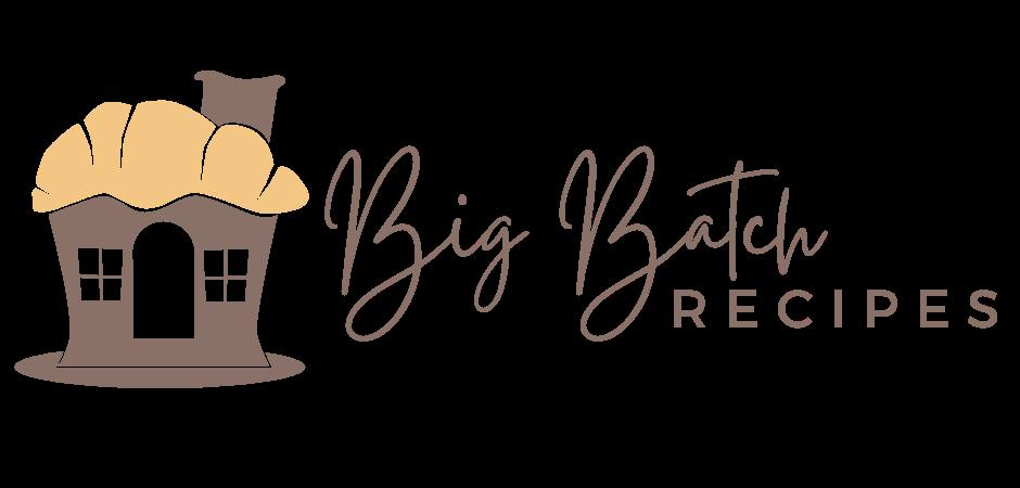 Big-Batch Recipes